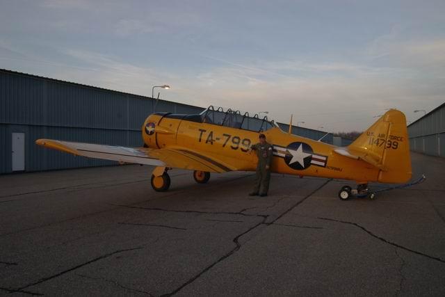 flying in Michigan 2