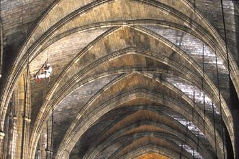 guastavino tile in st. thomas church